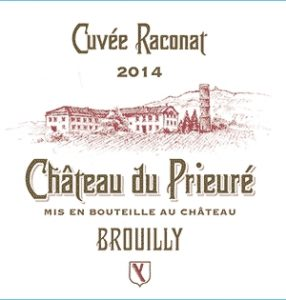 Beaujolais Brouilly Cuvee Raconat de Gérard Dutraive
